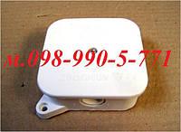 Распределительная коробка Р2 85х85 с клеммой