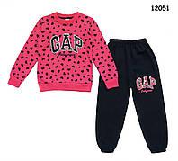 Теплый костюм Gap для девочки. 8 лет, фото 1