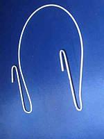 Крючок для вязаных шапок на торговую сетку