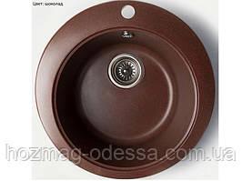 Мойка 2А Valetti 490x360 цвет шоколад