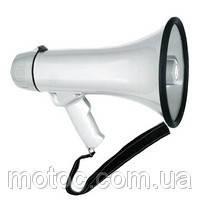 Ручной мегафон рупор громкоговоритель HW 20B