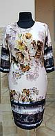 Платье Sandro Ferrone цветное