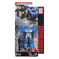 Робот-трансформер Пайпс (грузовик) - Pipes, Combiner Wars, Legends Class, Generations, Hasbro