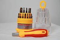 Отвертки с насадками для электроники (31 в 1)  отвертки для точных работ, фото 1