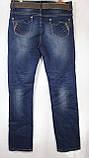 Женские джинсы БОТАЛЫ джинсы большого размера, фото 2