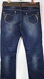 Женские джинсы БОТАЛЫ джинсы большого размера, фото 3