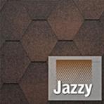 Битумная черепица KATEPAL Коллекция JAZZY