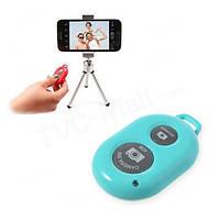Bluetooth пульт для смартфона, блютуз кнопка для фото. Монопод для селфи