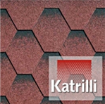 Битумная черепица KATEPAL Коллекция Katrilli