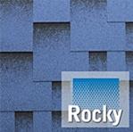 Битумная черепица KATEPAL Коллекция Rocky