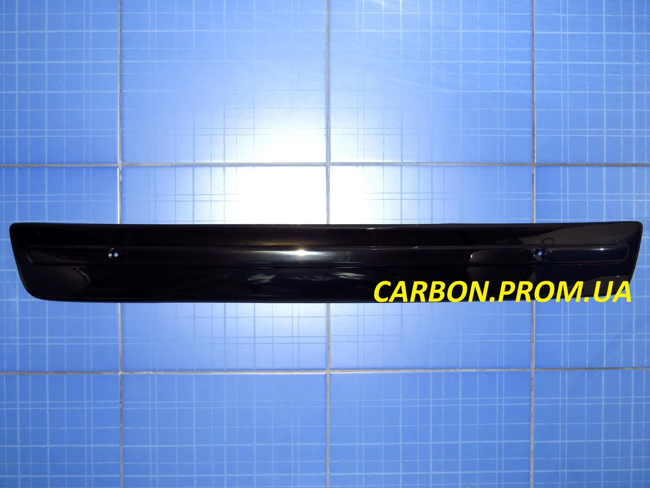 Заглушка решётки радиатора Фольксваген Т5+ низ 2010-2014 глянец Fly. Утеплитель решётки Volkswagen T5+