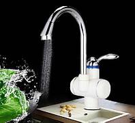Проточный водонагреватель смеситель RAPID, минибойлер, нареватель воды рапид, проточный нагреватель воды