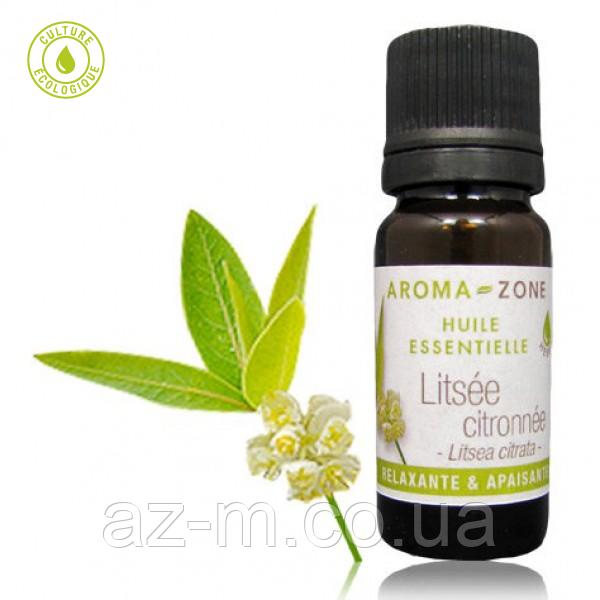 Литсея лимонная (Litsea cubeba) эфирное масло BIO