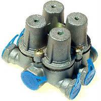 Клапан 4-контурный звщитный MB / MAN - KR.17.009 (аналог AE4162 / AE 4162)