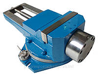 Тиски станочные пневматические с гидравлическим усилением ГМ7201-0019 250 мм