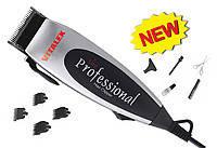 Машинка для стрижки волос сетевая VITALEX VL-4029 профессиональная