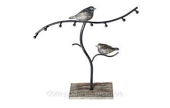 Оригинальная вешалка для украшений Птички
