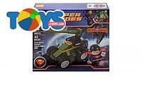 Военная машинка Супермена, конструктор, 99070