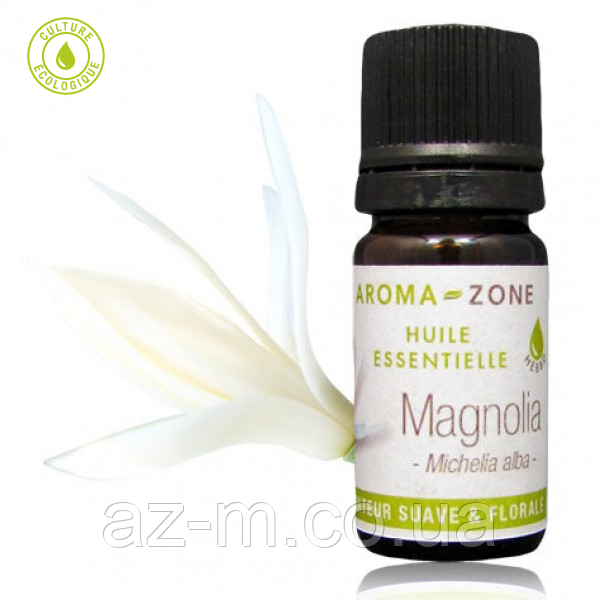 Магнолия (Michelia alba) эфирное масло, 5 мл