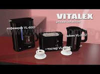 Чайник электрический Vitalex VL-2022