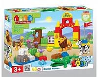 Конструктор Дупло Duplo Зоопарка (аналог лего Lego) 66 дет