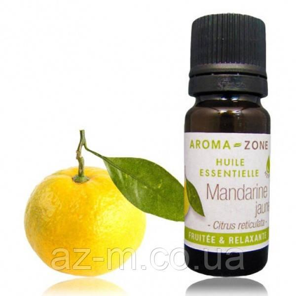 Мандарин желтый (Citrus reticula Blanco) эфирное масло