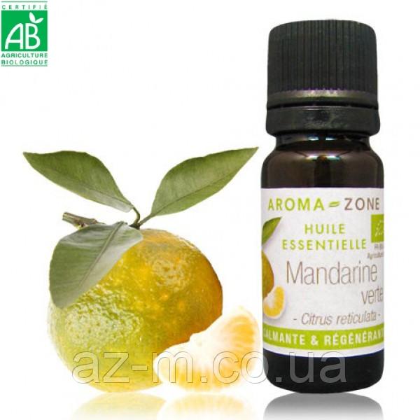 Мандарина зелёного эфирное масло BIO (Mandarine verte)