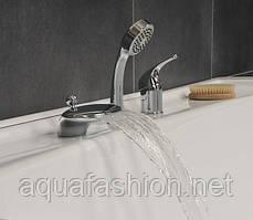 Смеситель водопад на бортик ванны Ravak Rosa