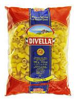 Макарон Италия Divella 500 грам Дивелла рожки оптом 12-24 шт №53 Италия твердые сорта
