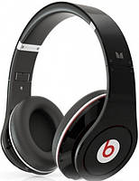 Наушники Monster Beats by Dr. Dre Studio ЧЕРНЫЕ