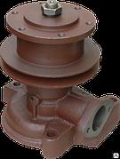 Насос водяной МТЗ-80  (240-1307010А-02) (корпус и шкив-чугун) подшипник 6304