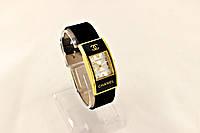 Женские часы CHANEL черные классические (копия)