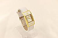Женские часы CHANEL белые классические (копия)