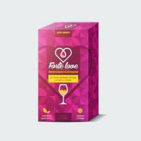 Женский возбудитель Forte Love, капли для возбуждения