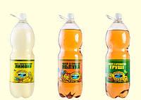 Напитки безалкогольные сокосодержащие на ароматизаторах низкокалорийные сильногазированные (на основе минераль