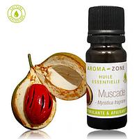 Мускатный орех (Myristica fragrans) эфирное масло, 10 мл