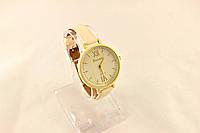 Женские часы Geneva Platinum (копия) Беж, в Одессе
