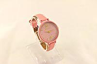 Женские часы Geneva Platinum (копия) Розовые, в Одессе