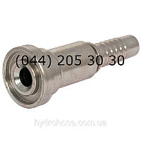 Фитинг прямой, фланцевый, SAE 3000, SAE J518,  Код 61,   4243