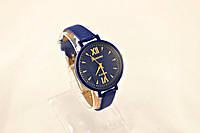 Женские часы Geneva Platinum (копия) Синие, в Одессе
