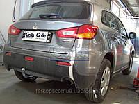 Фаркоп для Mitsubishi ASX 2010- оцинкованный Galia
