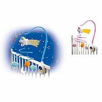 Музыкальный мобиль Cotoons с светом и музыкою Smoby 211338