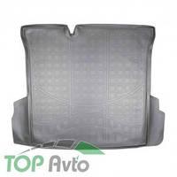 Unidec Резиновый коврик в багажник Chevrolet Cobalt sedan 2013-