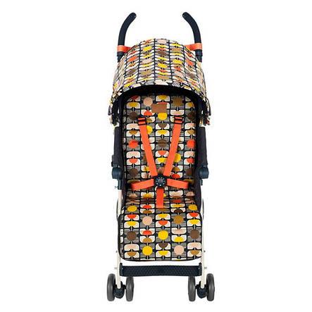 "Аксессуар к коляске «Maclaren» (ADHE64022) вкладыш, цвет ""Orla Kiely"", фото 2"
