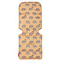 """Аксессуар к коляске «Maclaren» (AM1Y031912) вкладыш, цвет """"Elephants"""""""