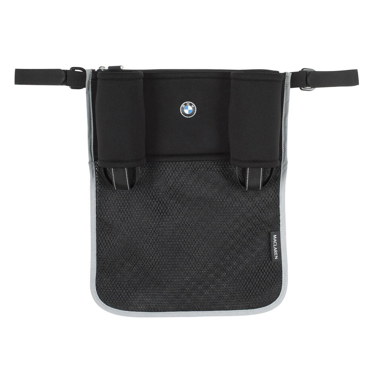"""Аксессуар к коляске «Maclaren» (ADSE20052) универсальный органайзер для коляски """"BMW"""", цвет """"Black"""" (чёрный)"""