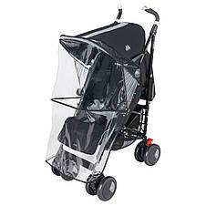 """Аксессуар к коляске «Maclaren» (NHE07011) дождевик для коляски """"Major Elite"""", цвет """"Black"""" (чёрный), фото 3"""