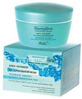 ВитексНочной крем на термальной воде для сухой и чувствительной кожи Thermal line клеточное дыханиеRBA /95-26