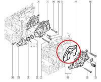 Прокладка корпуса термостата Renault Megane II (Рено Меган 2) 1.6i 16V (K4M). Оригинал Renault 82 00 029 741
