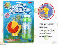 Мыльные пузыри 748 лист 25*19*5,2, детские мыльные пузыри, большие пузыри, мыльные пузыри для детей